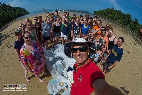 project aware responsible tourism downbelow adventures