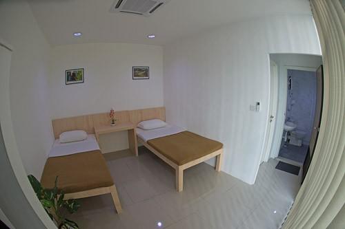 Downbelow Adventure Lodge Room