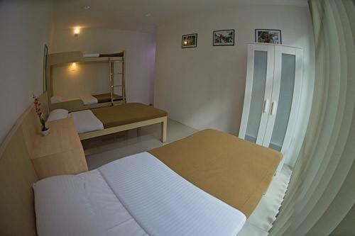 Nemo Room Backpacker Rooms