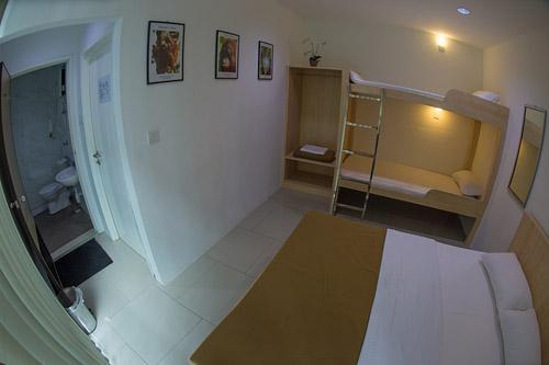 Family En Suite Room Downbelow Adventure Lodge