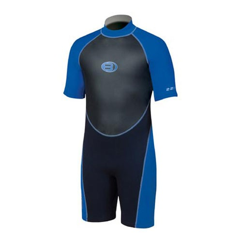 Bare Attack 2mm Shorty Wetsuit