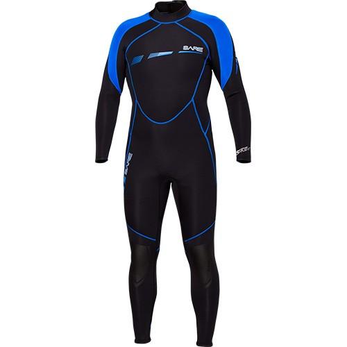 Bare Sport 3/2mm Men's Full Wetsuit