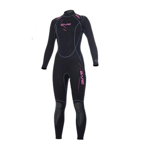 Bare Sport 3/2mm Women's Full Wetsuit