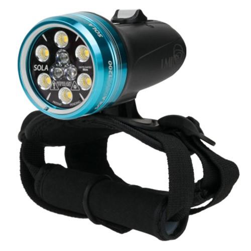 Light & Motion Sola Dive 1200 Dive Light