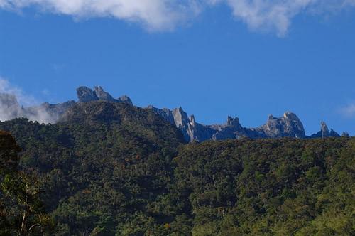 Mountain Kinabalu Views