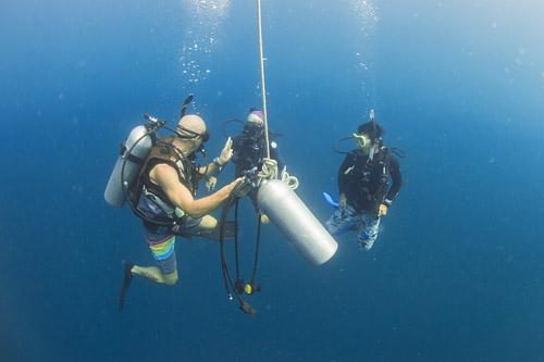 Diver Safety