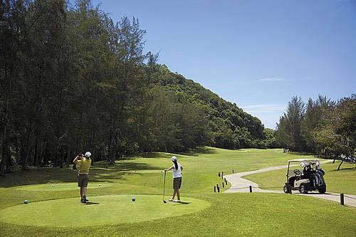 Shangri La Dalit Bay Golf Course