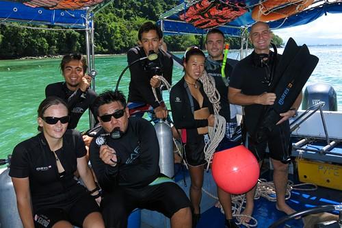 PADI Master Scuba Diver Trainer Course