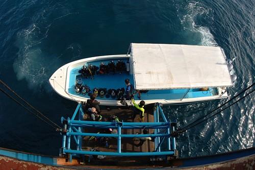 Seaventures Dive Resort Scuba Diving Lift
