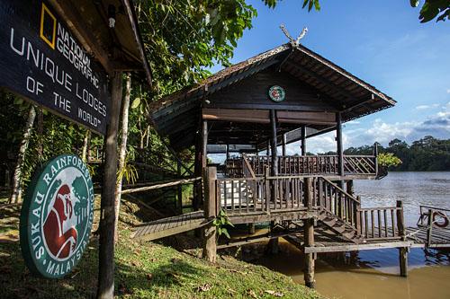 Kinabatangan River Lodge Wildlife
