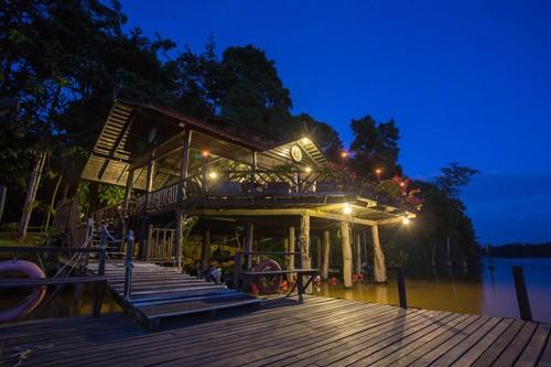 Kinabatangan River Premium Lodge